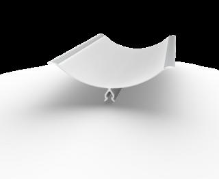 Coltar alimentar PVC CO 100