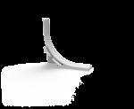 Element prelungire coltar PVC COT 100