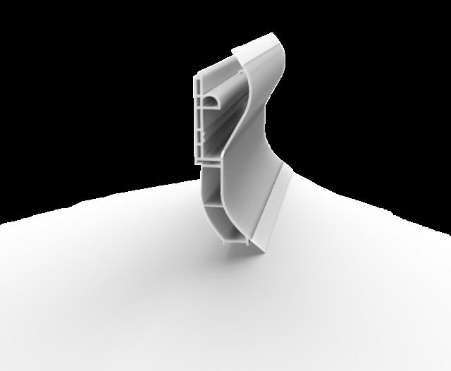 Plinta PVC PH 100