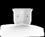 Colt plinta interior 3 directii PVC PH3I 100