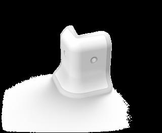 Colt plinta exterior 2 directii PVC PH2E 100