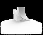 Colt 3 directii PVC CO3V 100 H