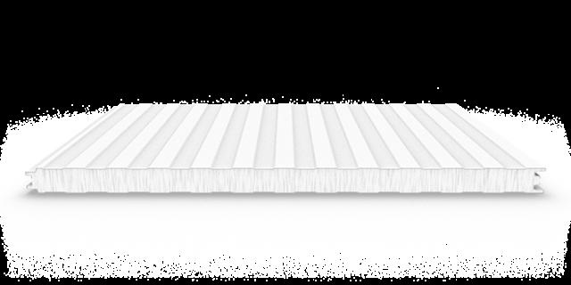 Panou sandwich perete Vata Bazaltica prindere vizibila